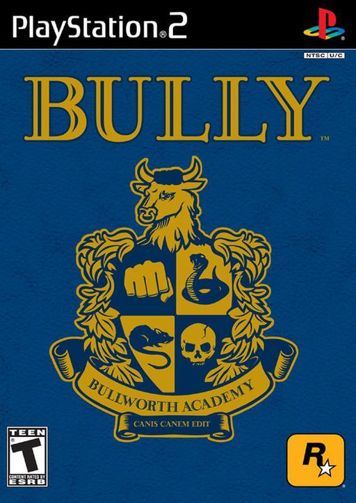 Bully - PlayStation 2