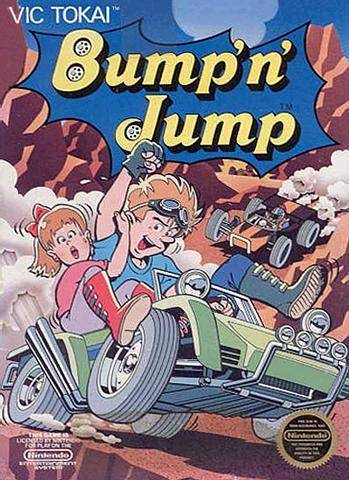 Bump n Jump - Nintendo Entertainment System