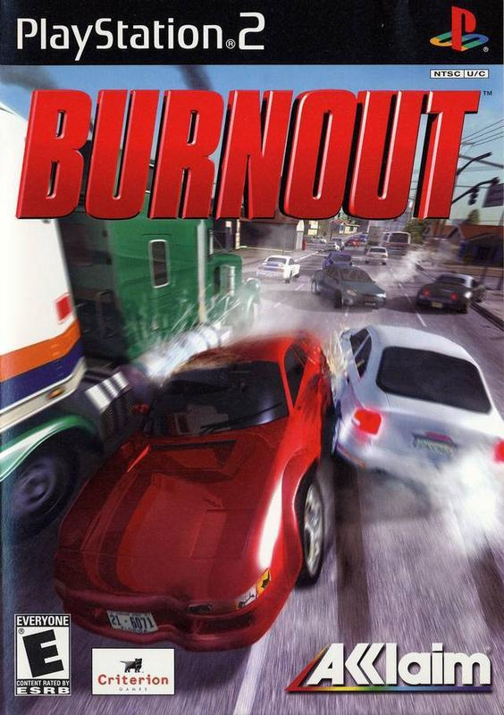 Burnout - PlayStation 2