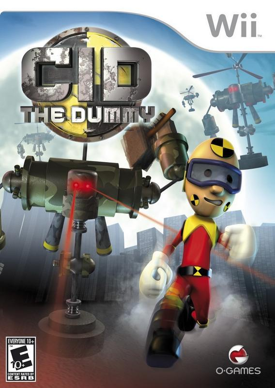 CID the Dummy - Wii