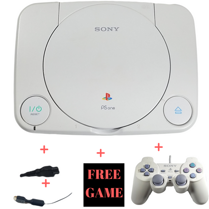 Sony PlayStation 1 Slim Console – PS One