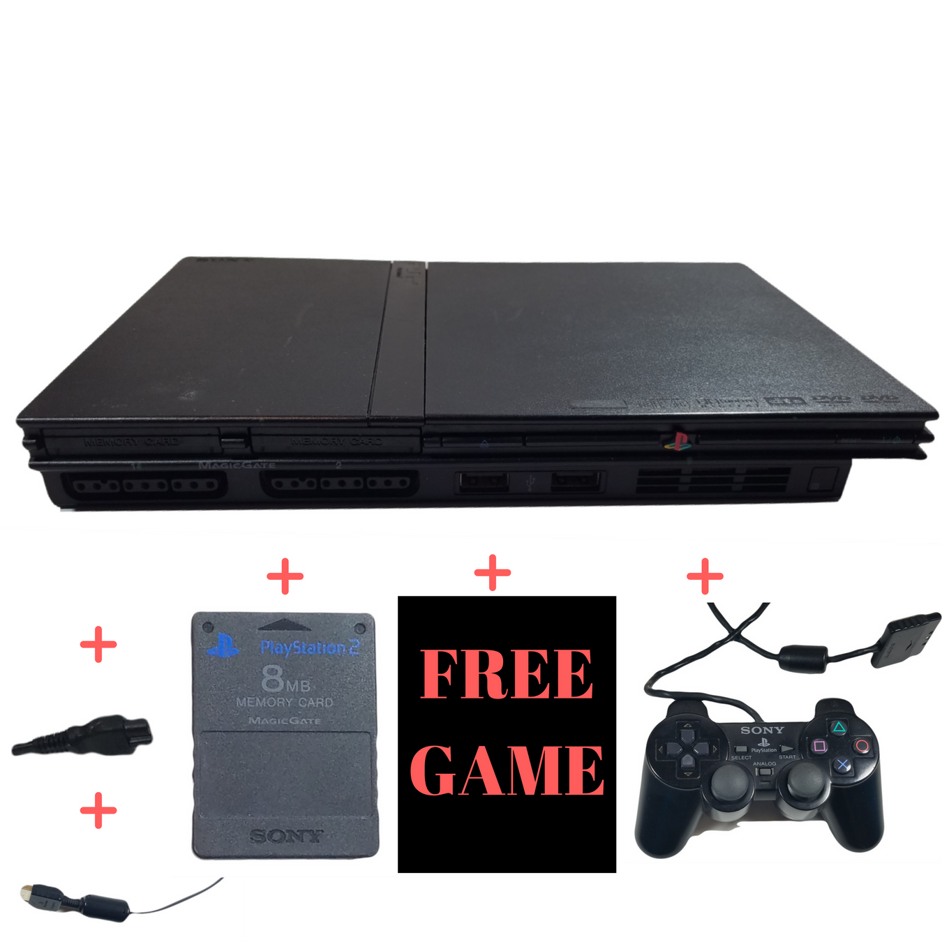 PlayStation 2 Consoles