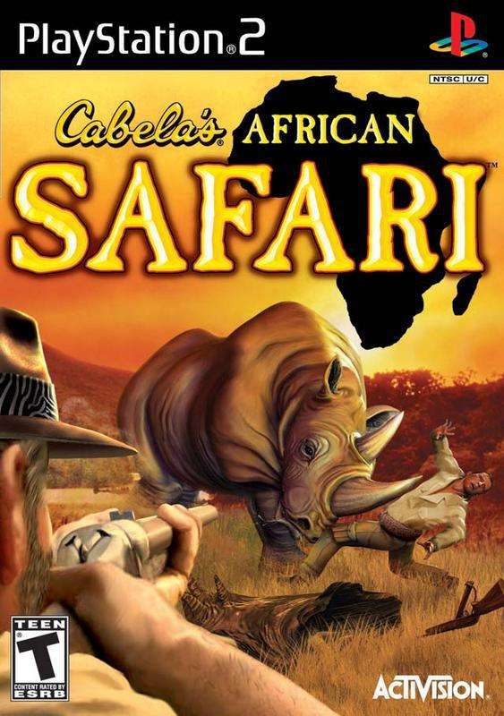 Cabelas African Safari - PlayStation 2