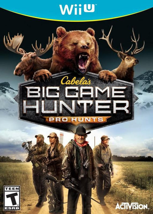 Cabelas Big Game Hunter Pro Hunts - Wii U