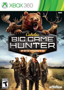 Cabelas Big Game Hunter Pro Hunts