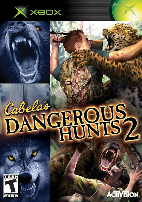 Cabelas Dangerous Hunts 2 - Xbox