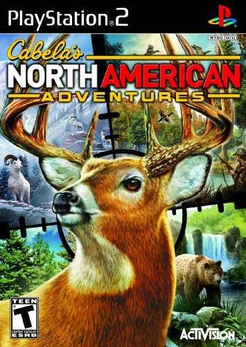 Cabelas North American Adventures - PlayStation 2