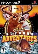 Cabelas Outdoor Adventures - PlayStation 2