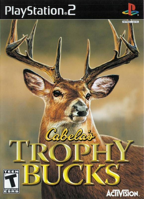 Cabelas Trophy Bucks - PlayStation 2