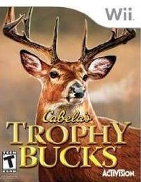 Cabelas Trophy Bucks - Wii