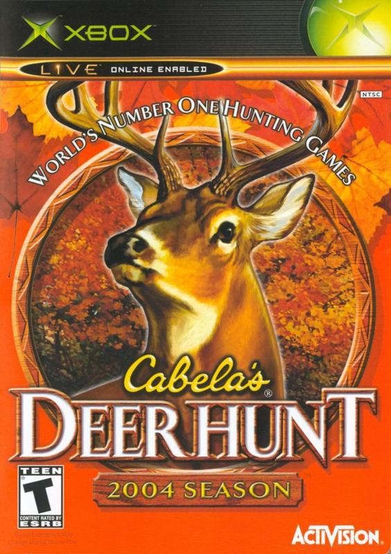 Cabelas Deer Hunt 2004 Season - Xbox