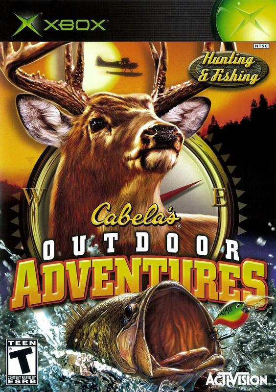 Cabelas Outdoor Adventures - Xbox
