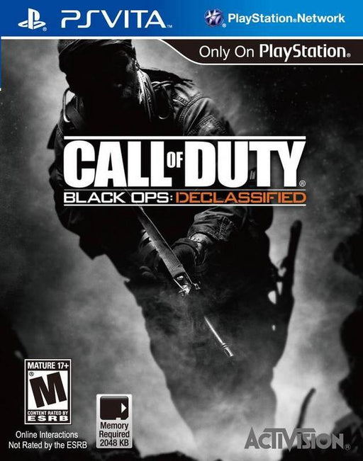 Call of Duty Black Ops Declassified - PlayStation Vita