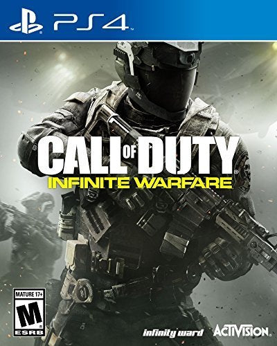 Call of Duty Infinite Warfare - PlayStation 4