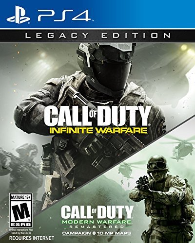 Call of Duty Infinite Warfare - Legacy Pro Edition - PlayStation 4