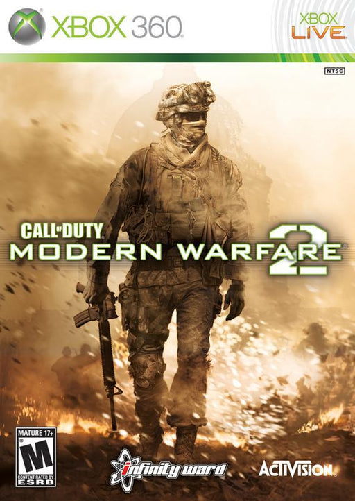 Call of Duty Modern Warfare 2 - Xbox 360