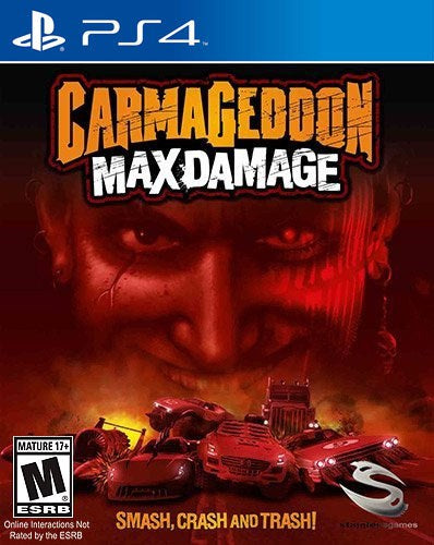 Carmageddon Max Damage - PlayStation 4