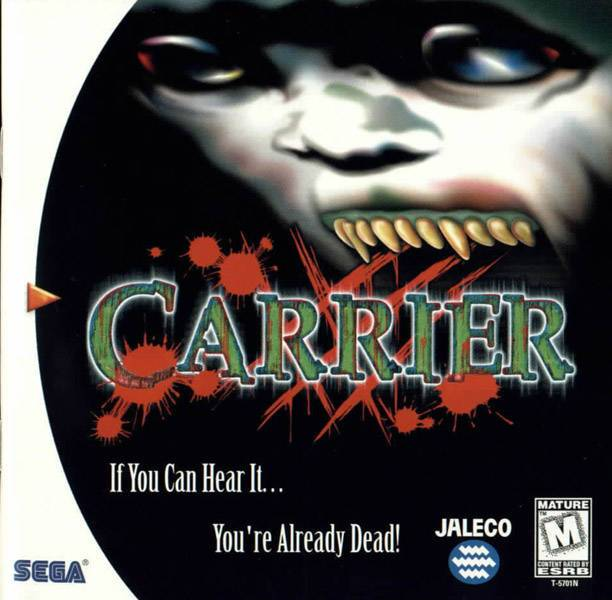 Carrier - Sega Dreamcast