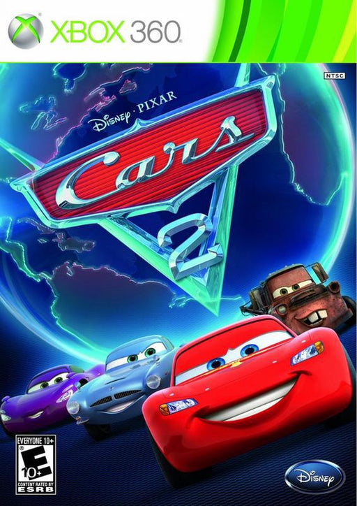Cars 2 The Video Game - Xbox 360