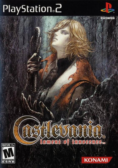 Castlevania Lament of Innocence - PlayStation 2