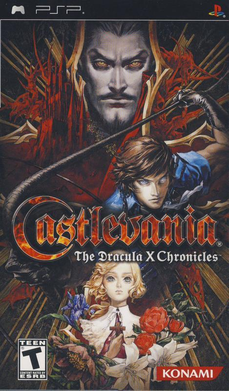 Castlevania The Dracula X Chronicles - PlayStation Portable