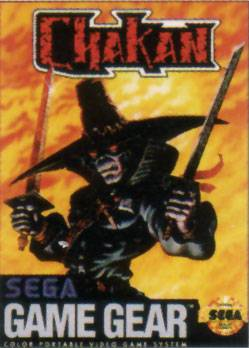 Chakan - Sega Game Gear