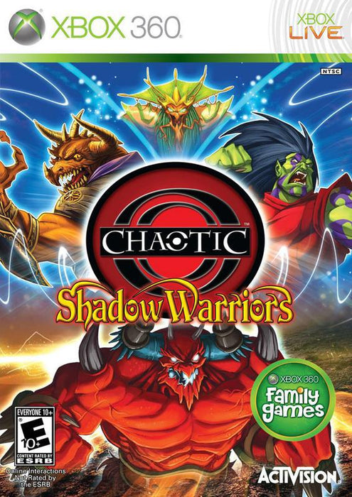 Chaotic Shadow Warriors - Xbox 360