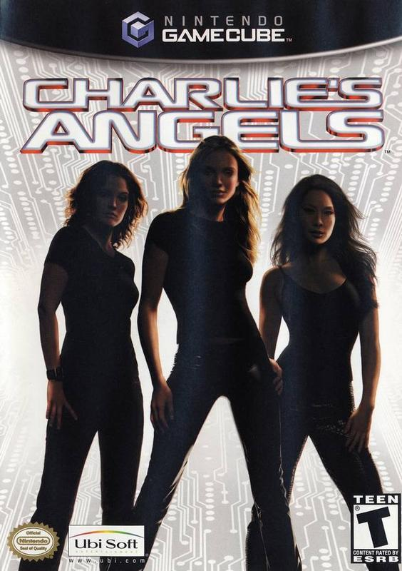 Charlies Angels - Gamecube