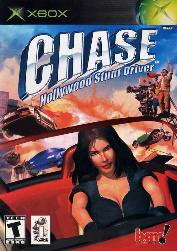 Chase Hollywood Stunt Driver - Xbox