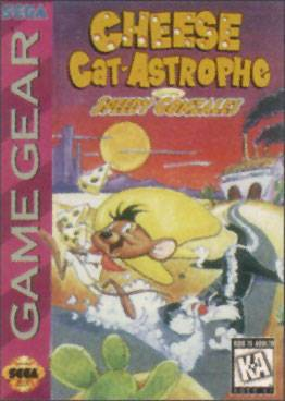 Cheese Cat-Astrophe Starring Speedy Gonzales - Sega Game Gear