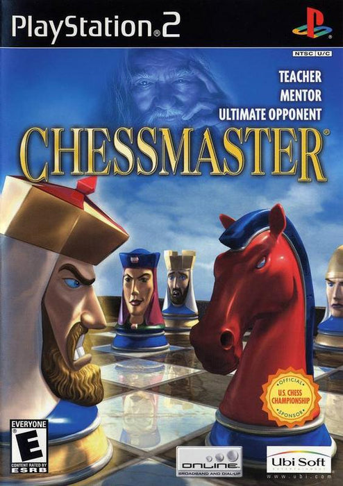 Chessmaster - PlayStation 2