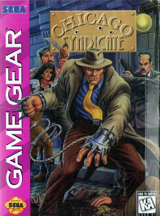 Chicago Syndicate - Sega Game Gear