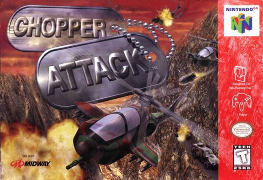 Chopper Attack - Nintendo 64