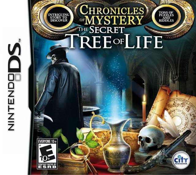 Chronicles of Mystery The Secret Tree of Life - Nintendo DS