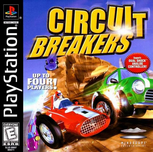 Circuit Breakers - PlayStation 1
