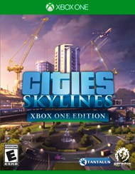 Cities Skylines - Xbox One Edition