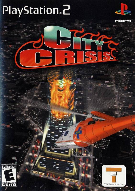 City Crisis - PlayStation 2