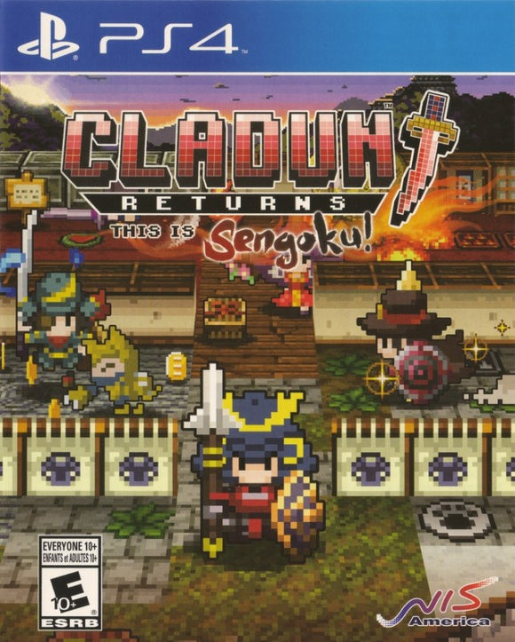 ClaDun Returns This is Sengoku!