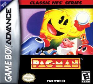 Classic NES Series Pac-Man - Game Boy Advance