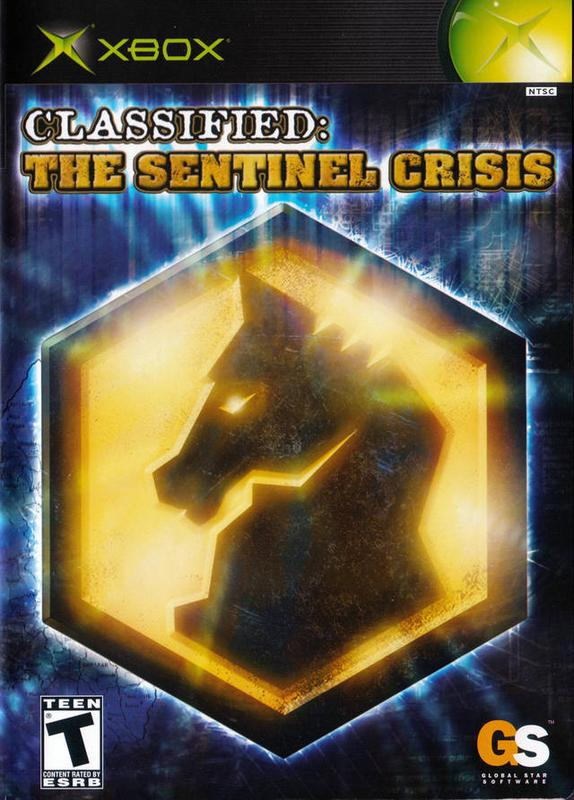 Classified The Sentinel Crisis - Xbox