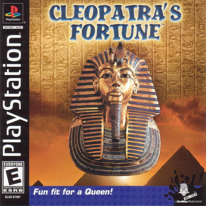 Cleopatras Fortune - PlayStation 1