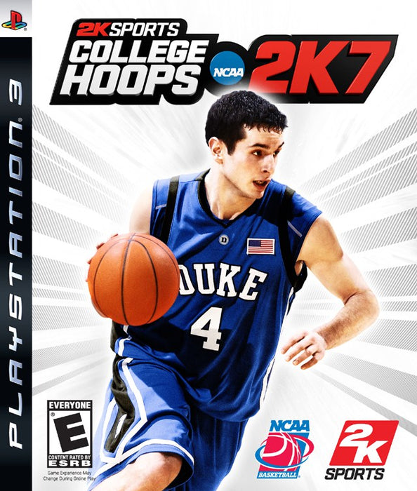 College Hoops 2K7 - PlayStation 3