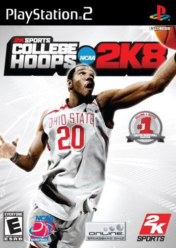 College Hoops 2K8 - PlayStation 2
