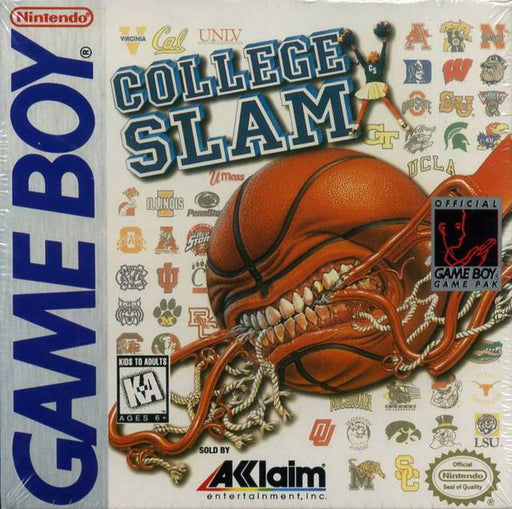 College Slam - Game Boy