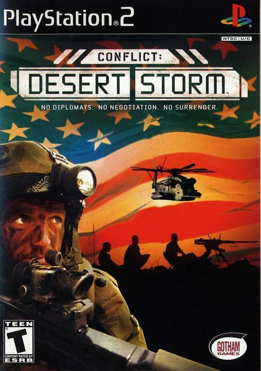 Conflict Desert Storm - PlayStation 2