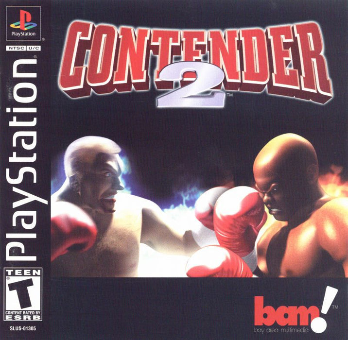 Contender 2 - PlayStation 1