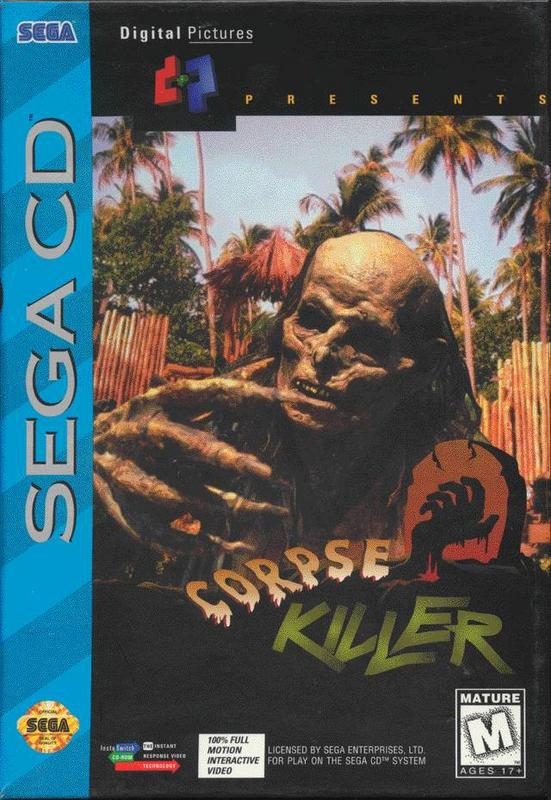 Corpse Killer - Sega CD