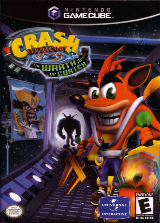Crash Bandicoot The Wrath of Cortex - Gamecube