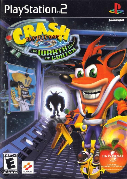 Crash Bandicoot The Wrath of Cortex - PlayStation 2