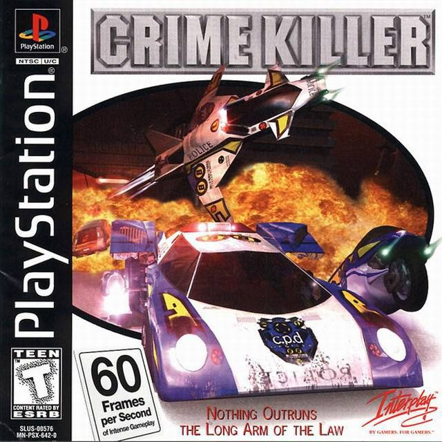 Crime Killer - PlayStation 1